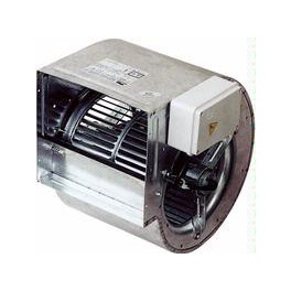 Elettroventilatori Nicotra con motore a statore rotante