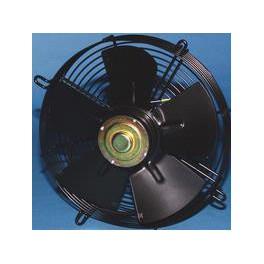 Ventilatori Assiali a rotore esterno completi di griglia