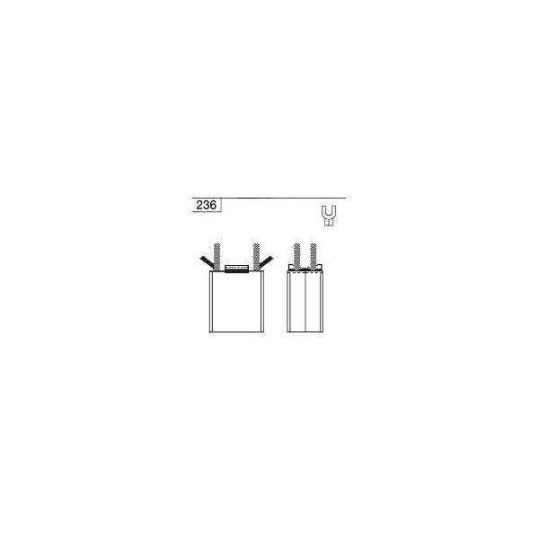 SPAZZOLA 12.5+12.5x40x65