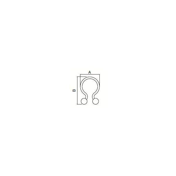 LACCIO D.5/7,5 CONF.100 PZ