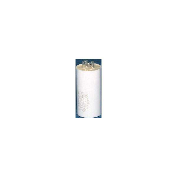Condensatori Elettrici con faston 80 MF