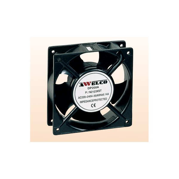 Ventilatore Assiale 3W