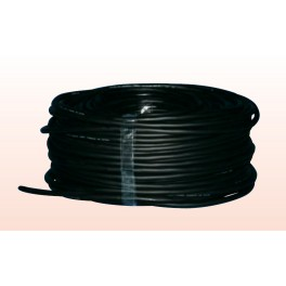 Black neoprene multipurpose cable H07RNF