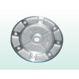 Flanges for single-phase motors