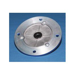Flanges for three-phase motors