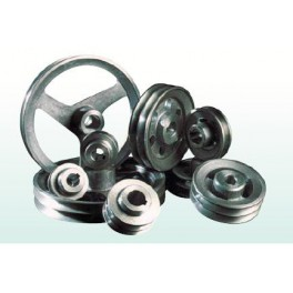 Cast Aluminium Pulleys