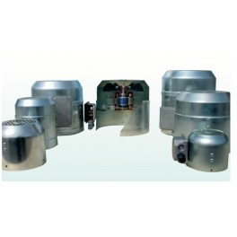 Servo-ventilated kit for three-phase motor IP55