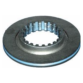 Spare parts for safety electric brake units with springs
