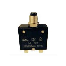 Thermic Circuit Breakers Single Polar