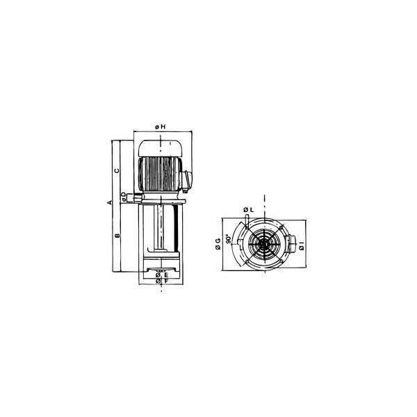 ELETTROPOMPA SACEMI EPC63/C