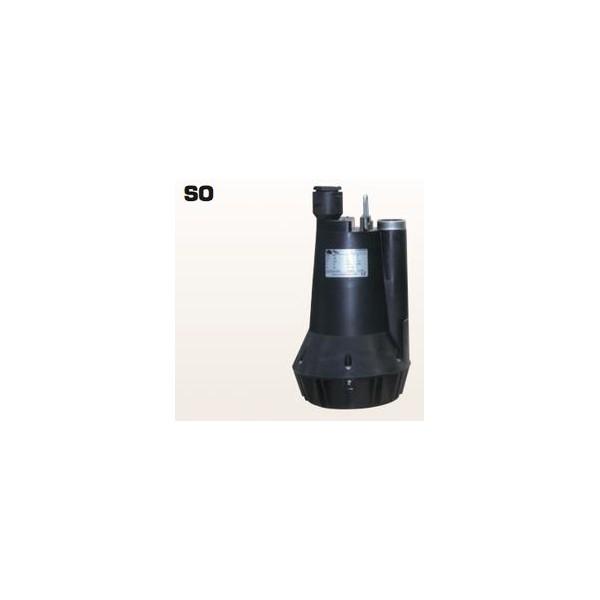 PUMP 0.25 HP - 0.18 KW - 24 V