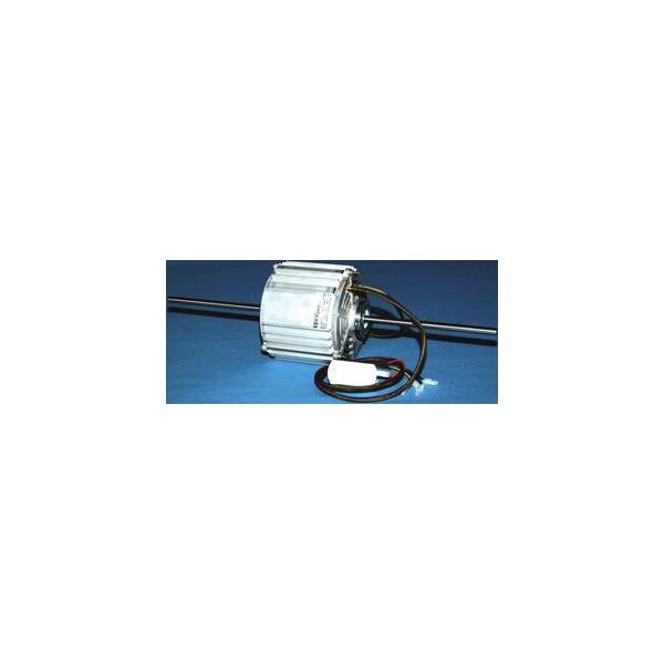 Motor 540W - 4 Poles - 3 Speed