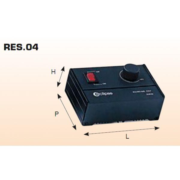 REGULATOR FOR ELECTRICAL FAN 01 ÷ 4A