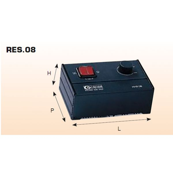 REGULATOR FOR ELECTRICAL FAN 02 ÷ 8A