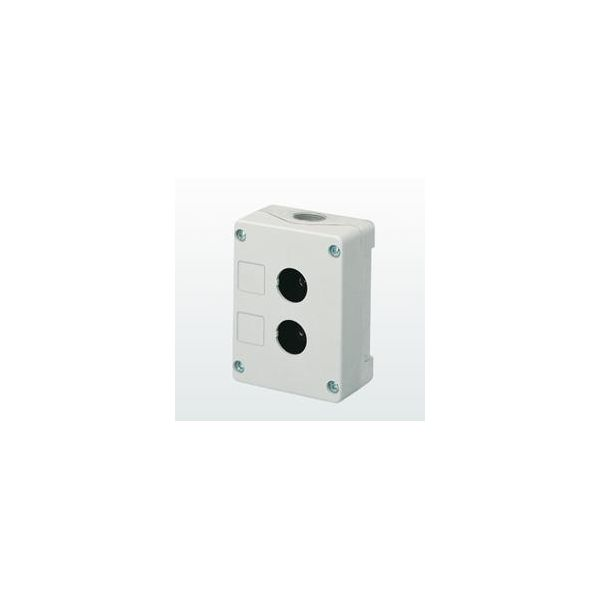 DOUBLE INSULATION BOX 2 HOLES
