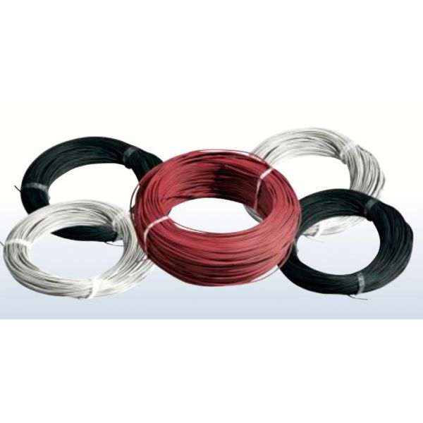 GLASS SILICONE CABLE 0.75