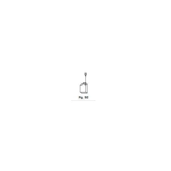 BRUSH DE WALT 6.4X10X13 WITH AUTOMATIC DISCONNECTION